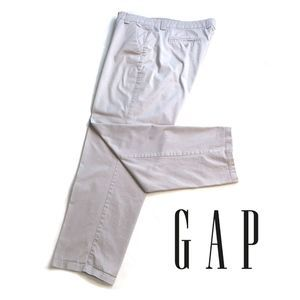 Khakis by Gap Ankle Pants Size 14